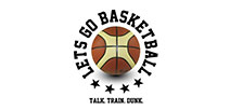 Lets Go Basketball logo